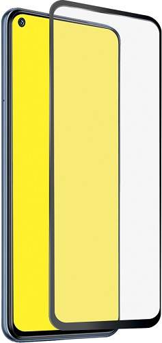 SBS Full Cover tvrzené sklo pro Xiaomi Redmi Note 9, černá