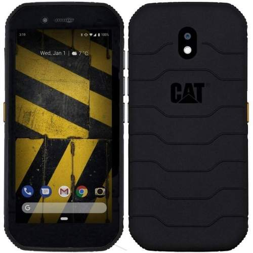 CAT S42 čierny