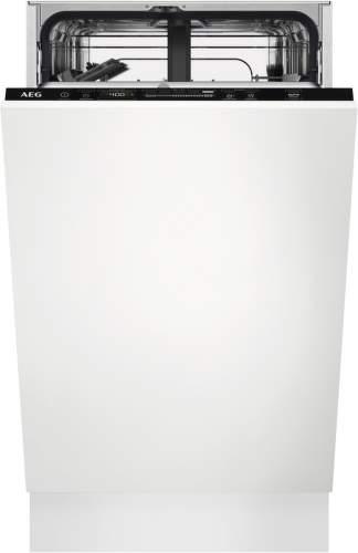 AEG Mastery FSE62417P, Vestavná myčka nádobí
