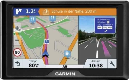 Garmin Drive 5S Europe45, čierna