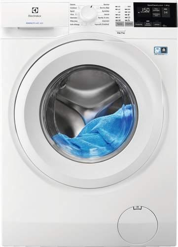 Electrolux PerfectCare 600 EW6F428WUC, bílá pračka plněná zepředu
