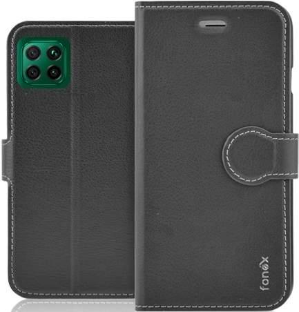 Fonex flipové pouzdro pro Huawei P40 Lite, černá