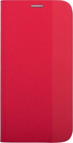Winner Duet flipové pouzdro pro Xiaomi Redmi 9, červená