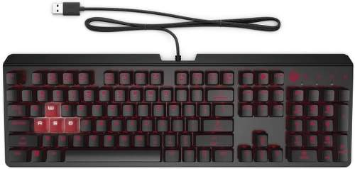 Omen by HP Encoder Cherry MX Red čierna