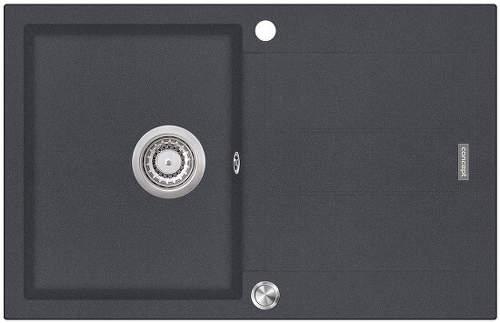 Concept DG10C45DG dřez tmavě-šedý