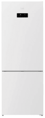 Beko RCNE560E60ZGWHN kombinovaná lednice