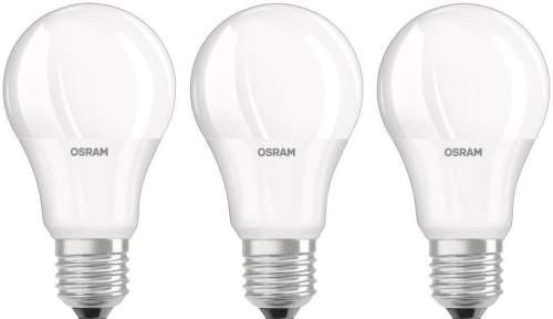 Osram E27 10,5W WW 3ks