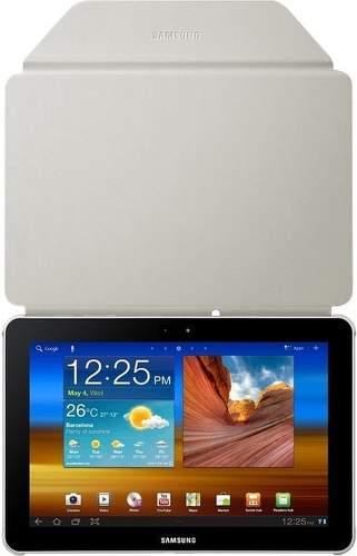 Samsung pouzdro Book Cover pro Galaxy TAB 8.9 (P7300 / P7310), šedé