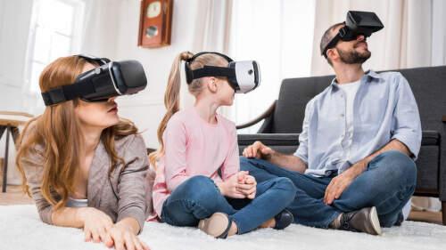 Zažít virtuální realitu je dostupnější, než si myslíte