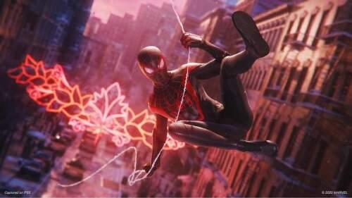 Spider-Man: Miles Morales – co přináší pavoučí dobrodružství na PS5