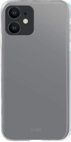 SBS Biomaster pouzdro pro Apple iPhone 12/12 Pro transparentní