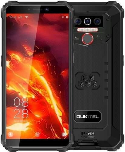 Oukitel WP5 Pro černý