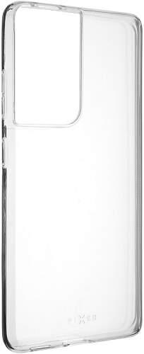 Fixed Skin TPU pouzdro pro Samsung Galaxy S21 Ultra transparentní