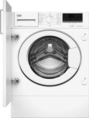 Beko WITC7612B0W vestavná pračka