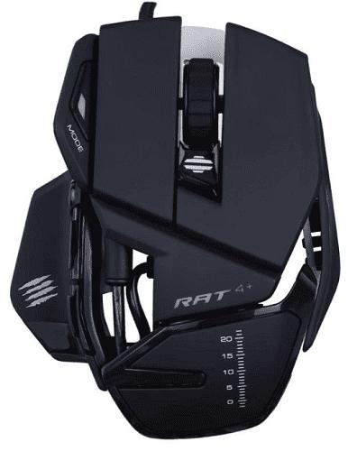 MadCatz R.A.T. 4+ černá
