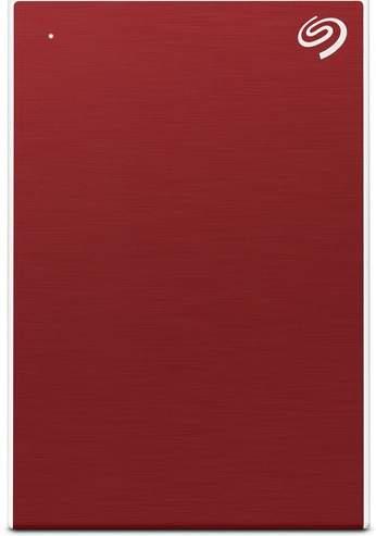 Seagate One Touch HDD 5TB USB 3.0 červený
