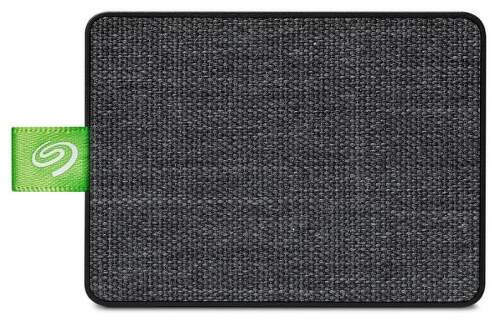 Seagate Ultra Touch SSD 1 TB černý