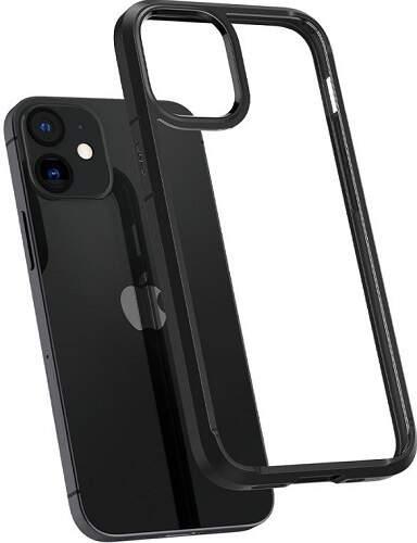 Spigen Ultra Hybrid pouzdro pro Apple iPhone 12 mini černá