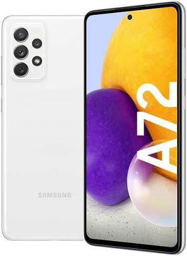 Samsung Galaxy A72 128 GB bílý