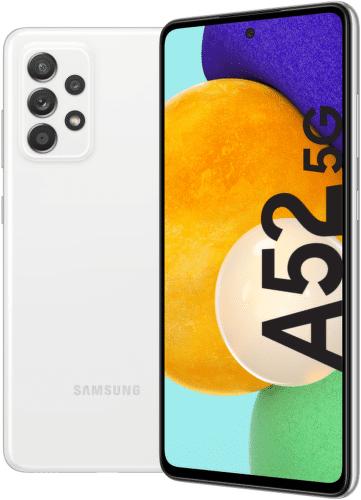 Samsung Galaxy A52 5G 128 GB biely