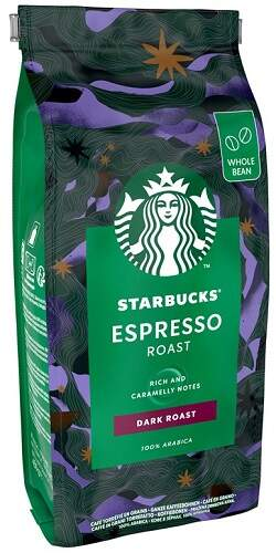 Starbucks® DARK Espresso Roast Dark Roast 450g