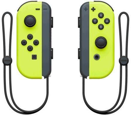 Nintendo Switch Joy-Con Pair Neon Yelow