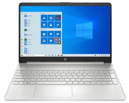 HP 15s-eq1302nc stříbrný