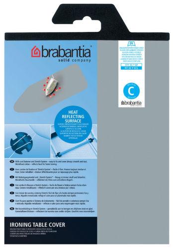 BRABANTIA 136702 124x45 C, potah na dosku