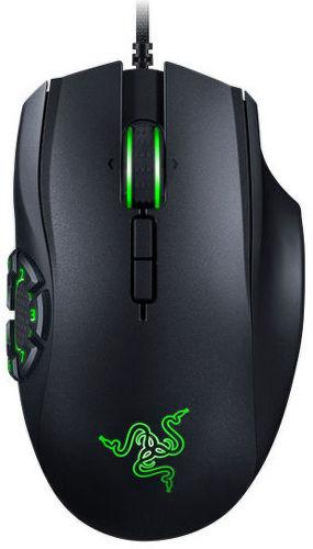 Razer Naga Hex V2 - herná myš