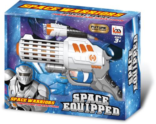 Kosmická pistole na baterie 335