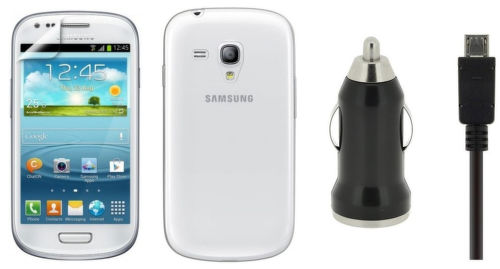 4-OK START PACK FOR SAMSUNG GALAXY S3 MINI