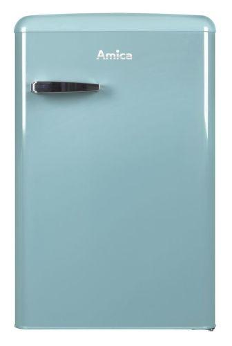 AMICA VT 862 AL, modrá jednodverová chladnička