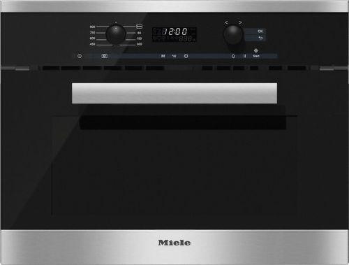 MIELE M6260TC D EDST / CLST, vestavná mikrovlnná trouba