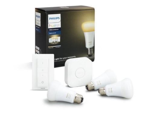 Philips Hue 9.5W E27 set