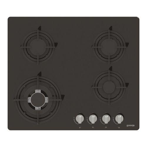 GORENJE GTW64B, černá plynová varná deska