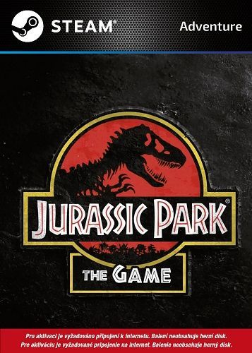 STEAM Jurassic Park: The Game, PC hra (STEAM)