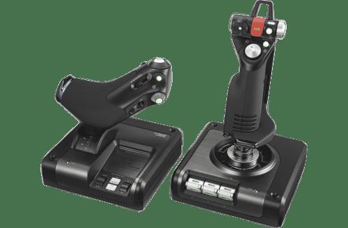LOGITECH G Saitek X52 Pro, Joystick_01
