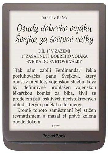 POCKETBOOK 740 Inkpad 3 BRW, Čítačka kníh_01