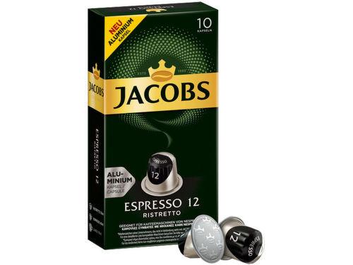 jacobs espresso ristretto
