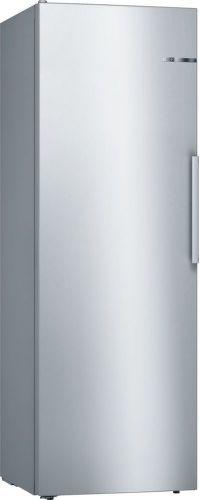 BOSCH KSV33VL3P, nerezová jednodverová chladnička