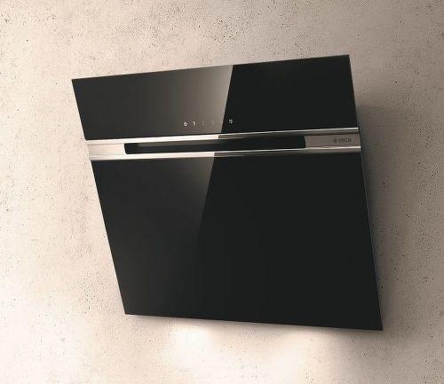 Elica STRIPE LUX BL A/60 černý nástěnny odsavač par