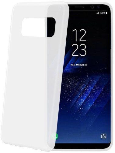 Celly Frost pouzdro pro Galaxy S8, bílé