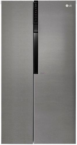 LG GSB360BASZ nerezová americká chladnička