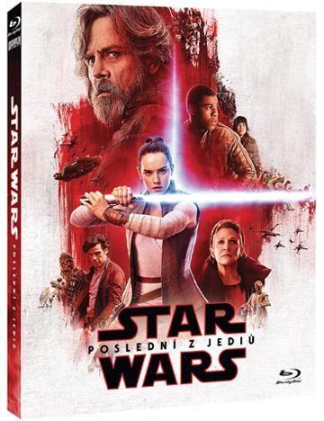 Star Wars: Poslední z Jediů (Edice Odpor) - 2x Blu-ray film