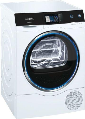 Siemens WT47X940EU, smart sušička prádla