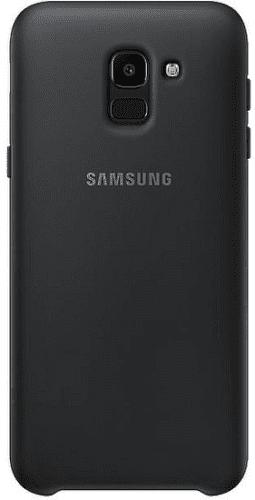 Samsung Dual Layer pouzdro pro Samsung Galaxy J6, černá