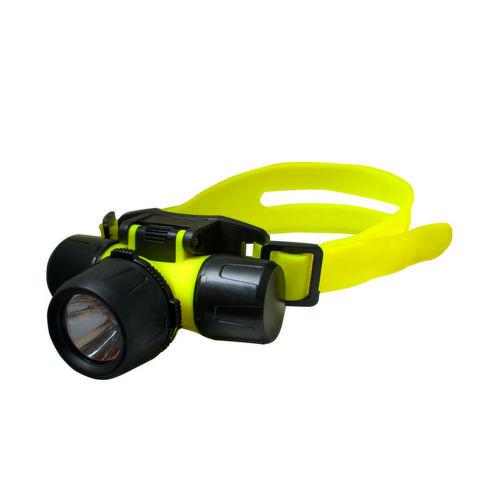 DPM SP0602, LED čelovka na šnorchlovanie