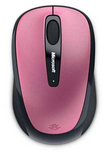 Microsoft L2 Wireless Mobile Mouse 3500 Pink