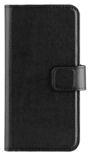 Xqisit Slim Wallet pouzdro pro iPhone 8/7/6S/6, černé