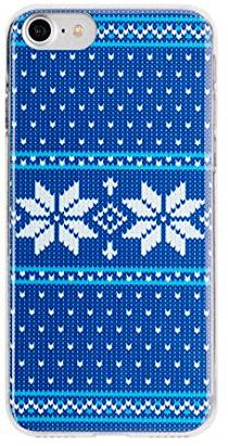 Flavr Ugly Xmas Sweater pouzdro pro iPhone 8/7/6S/6, modrá